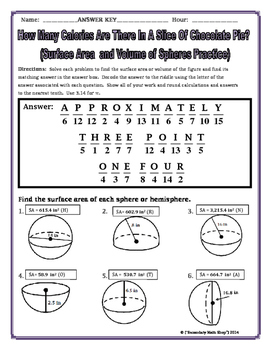Surface area worksheets 7th grade pdf
