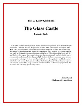 The Glass Castle Essay