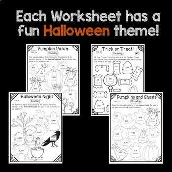Math worksheets for 3rd graders rounding