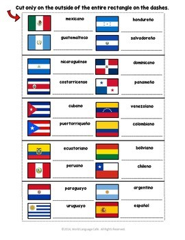 nationalities in english
