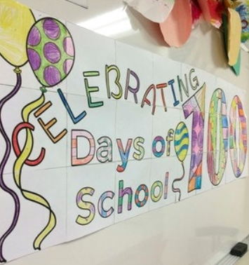 Here's to the 100th Day of School!