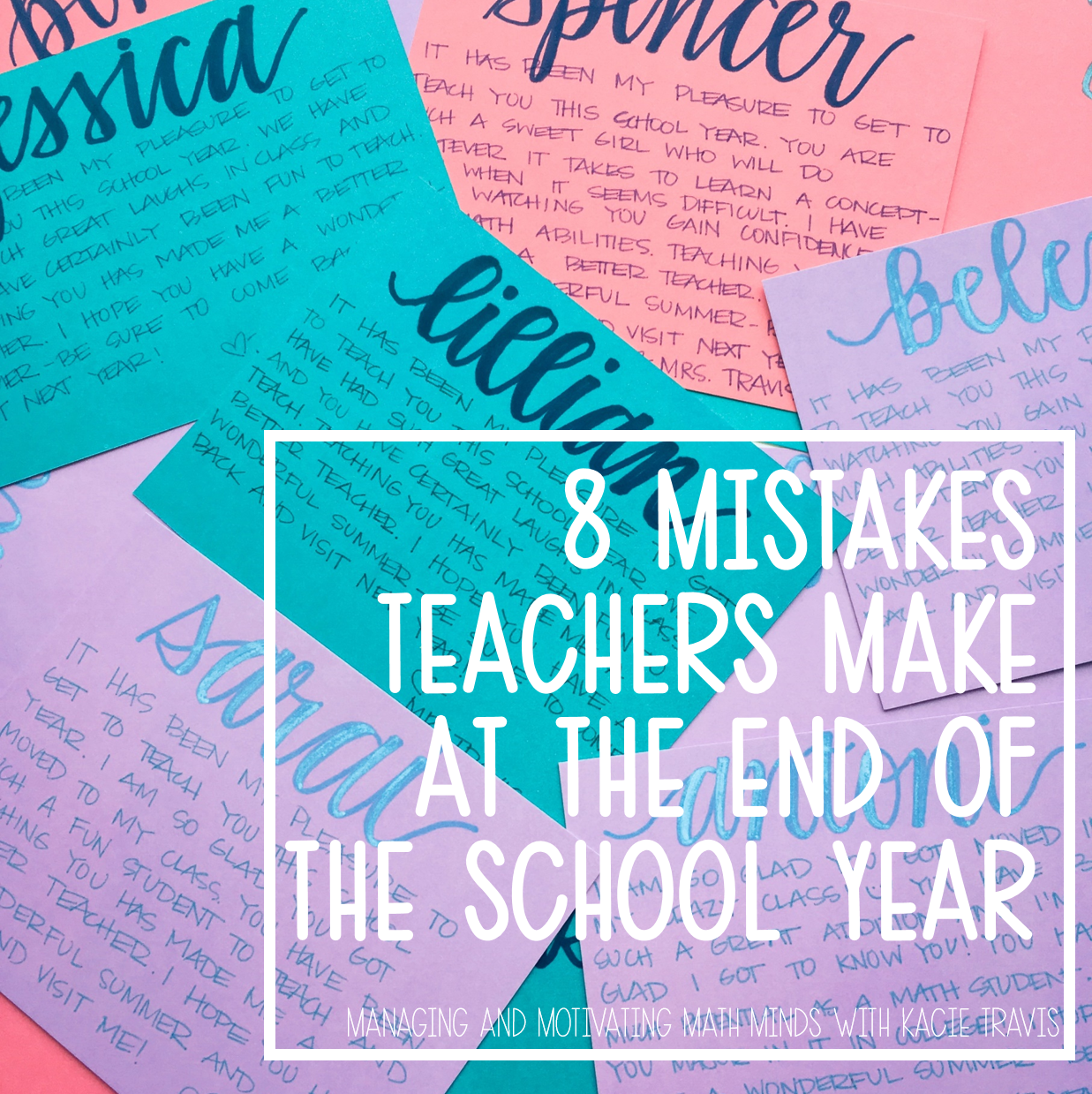 Don't Make These 8 End-of-Year Mistakes