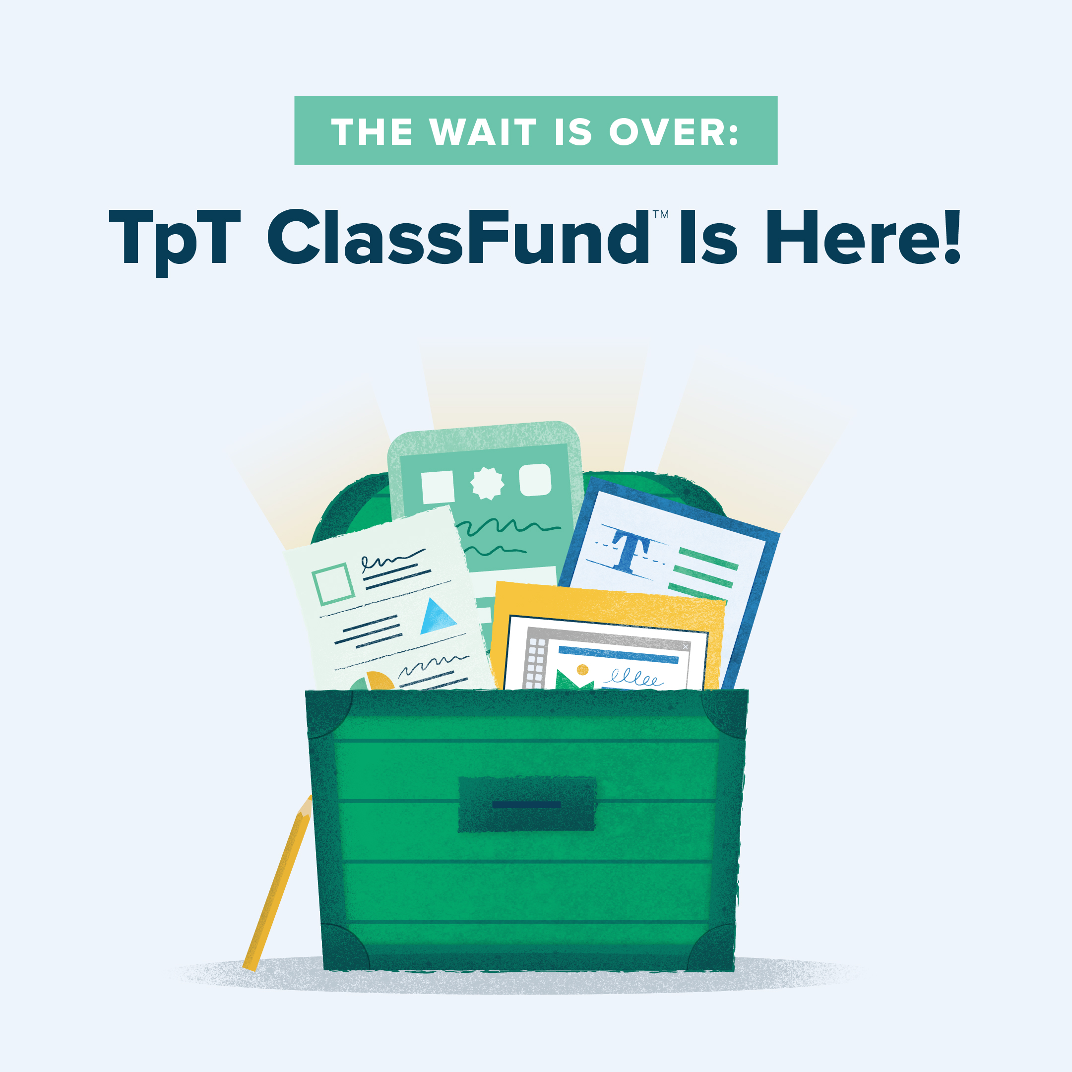 TpT ClassFund Is Here