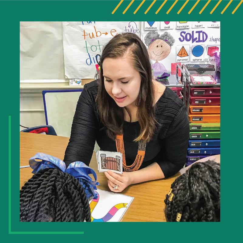 Increasing Kindergarten Engagement with Help from TpT