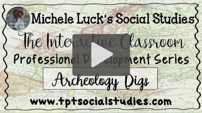 How to Create an Archeology Dig