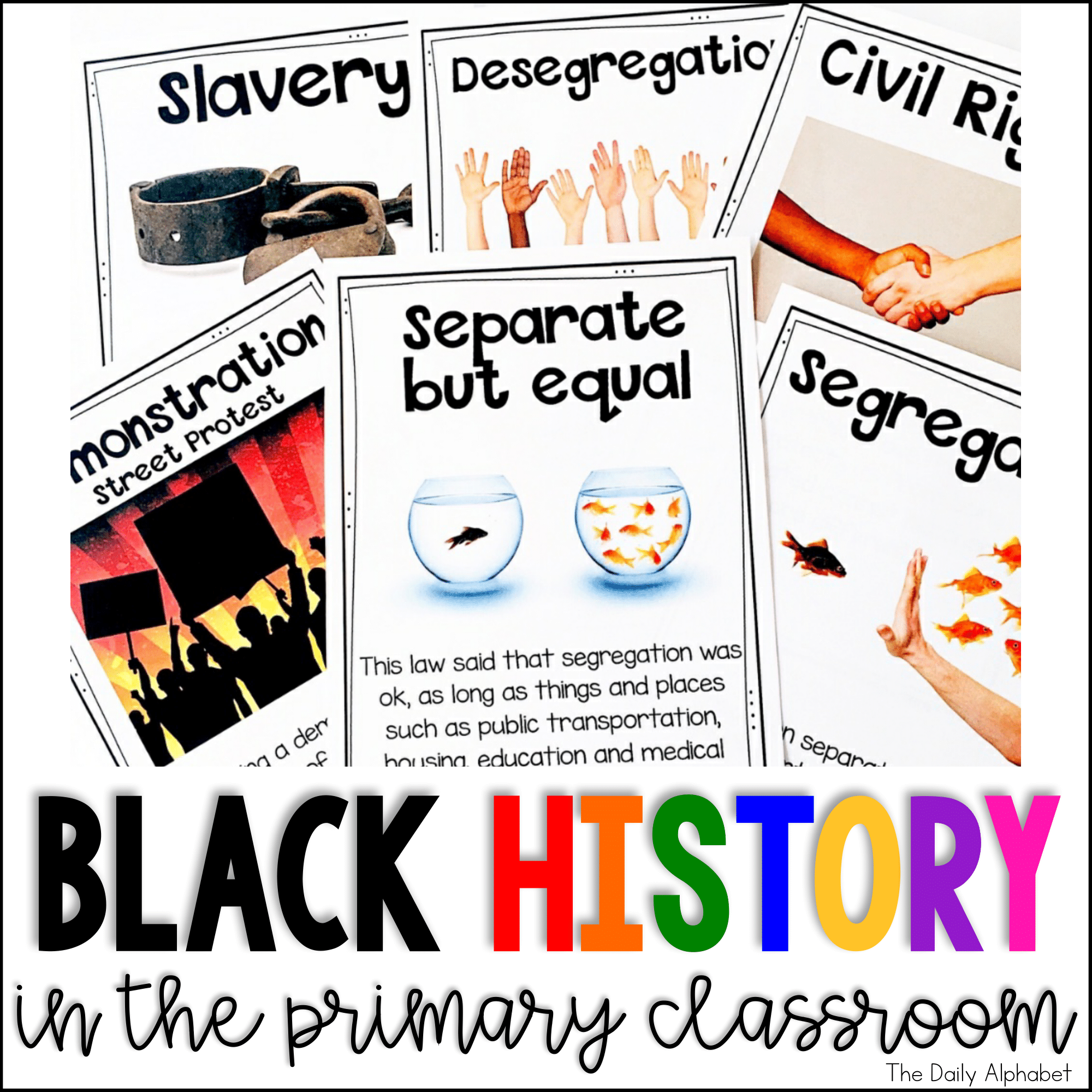 Teaching Black History in the Primary Classroom