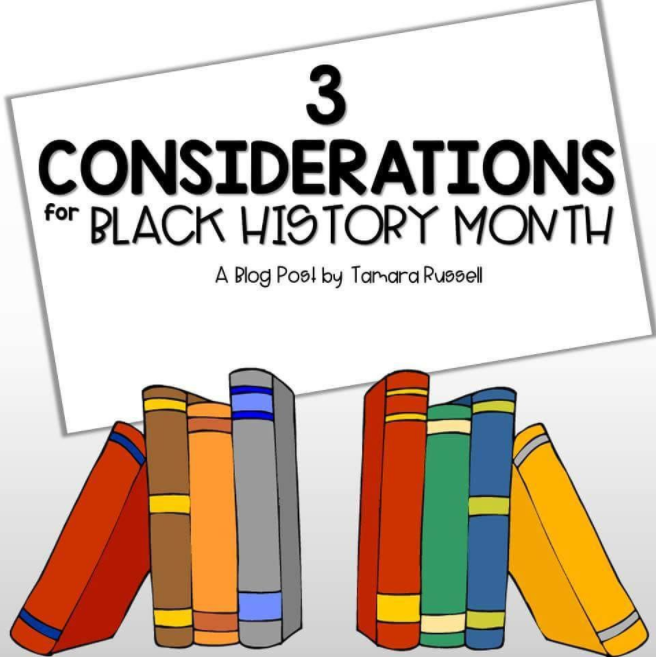 3 Considerations for Black History Month