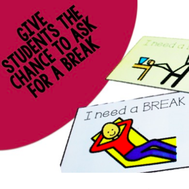 Tips for Teaching Students to Take a Break