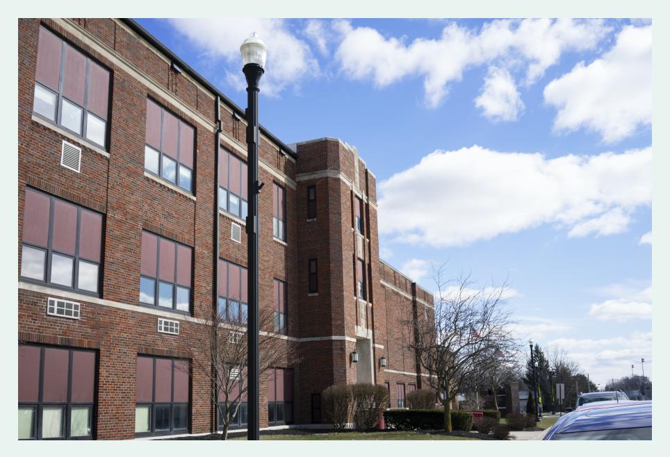 Bluffton school image