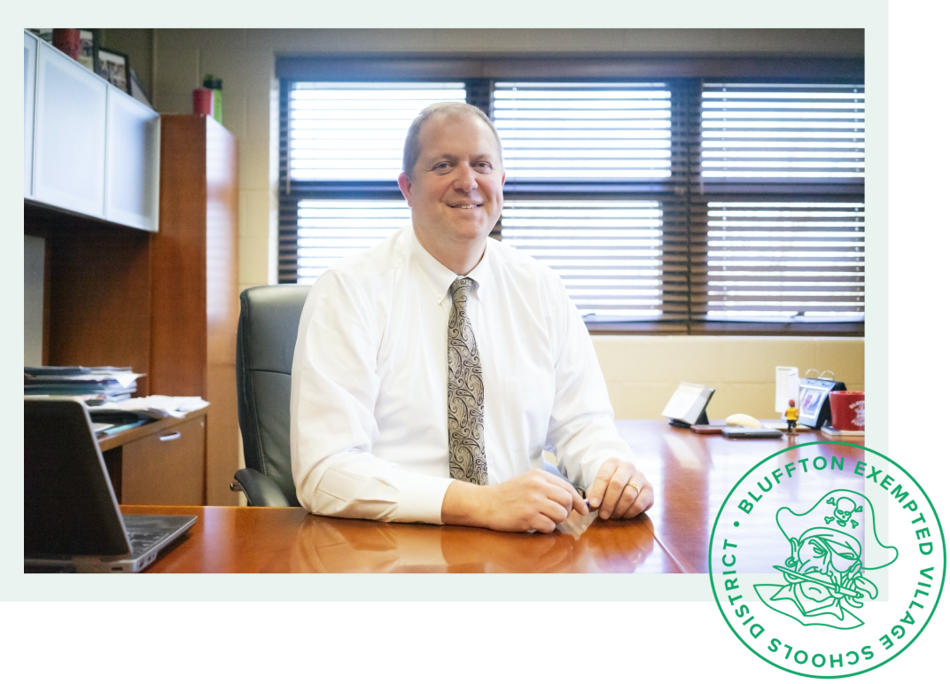 Bluffton Superintendent Quote