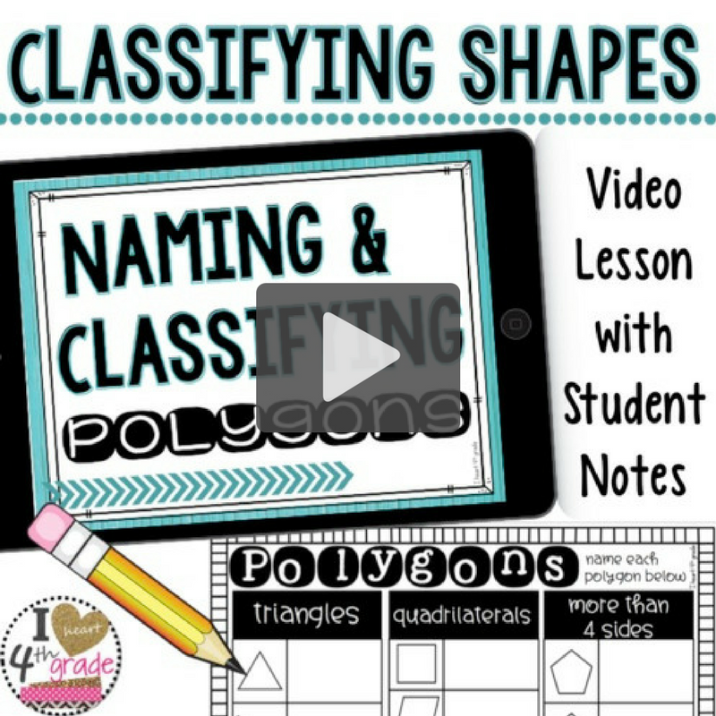 Help Your Students Recognize Shapes