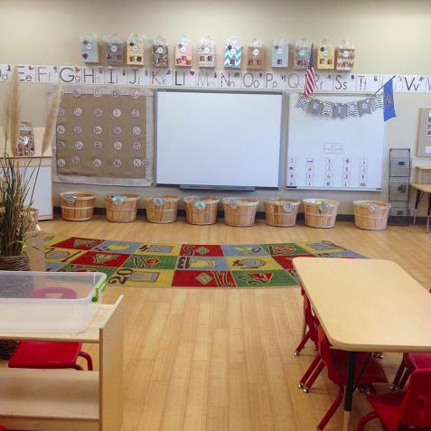 My Favorite Classroom Arrangements