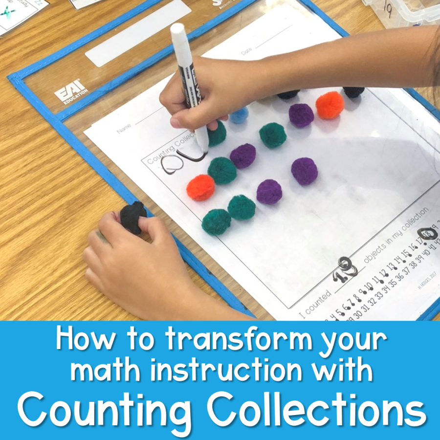 All About Counting Collections
