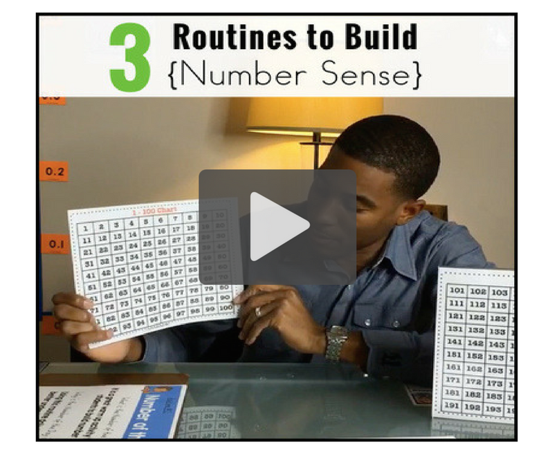 3 Exciting and Effective Math Routines
