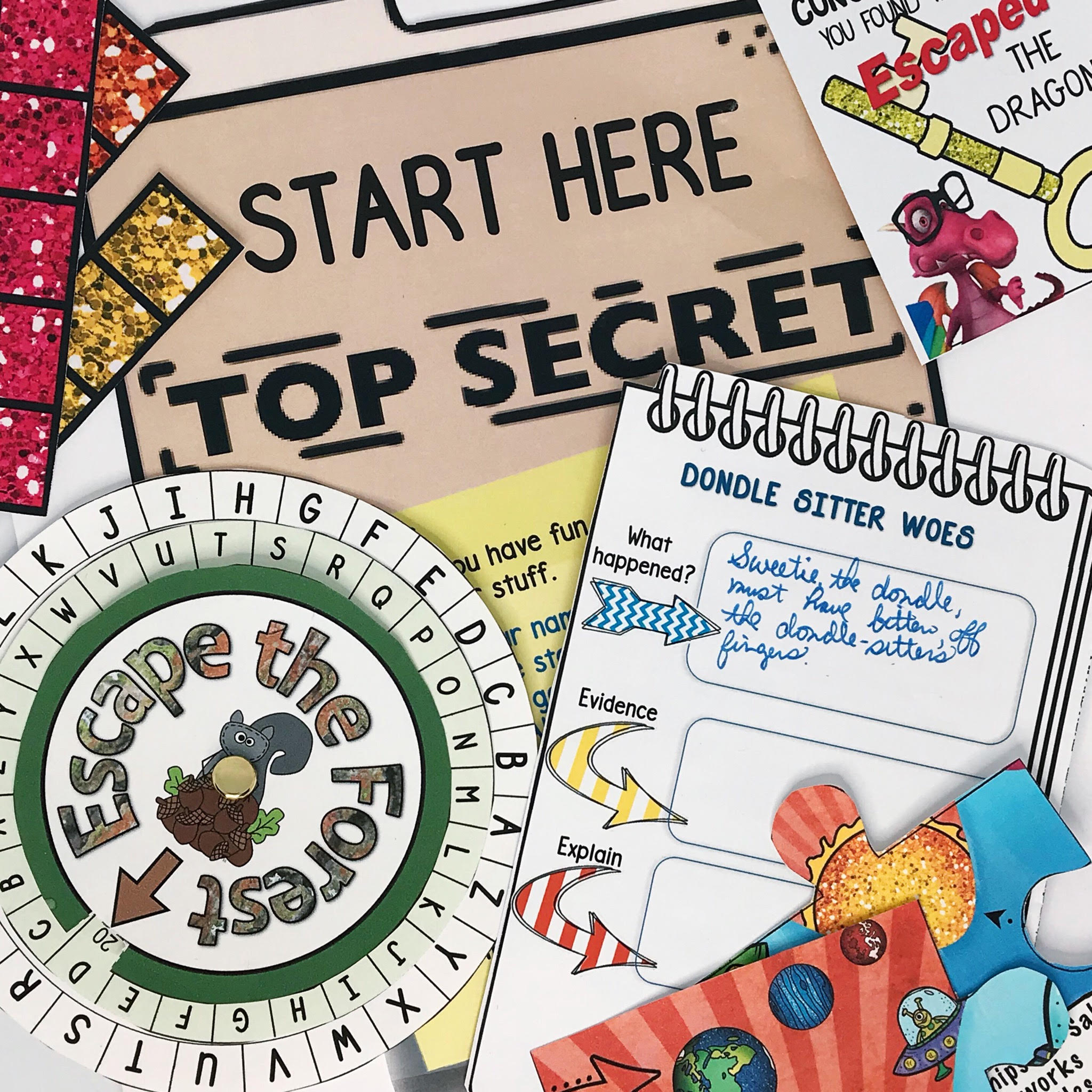 An Escape Room Your Students Will Love