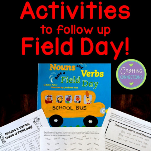 Activities to Follow Up Field Day