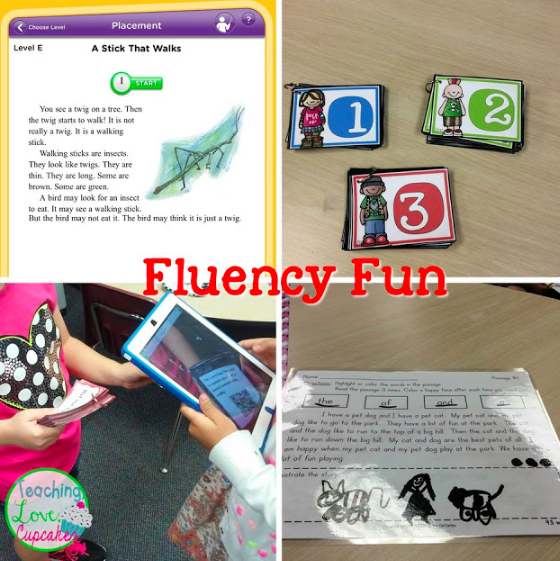 Have Fun With Fluency!