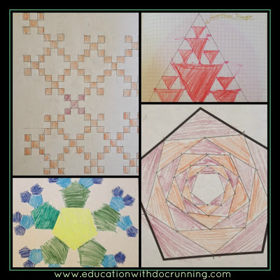 Amaze Your Students With Fractals