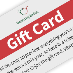 TpT Gift Cards Give Back
