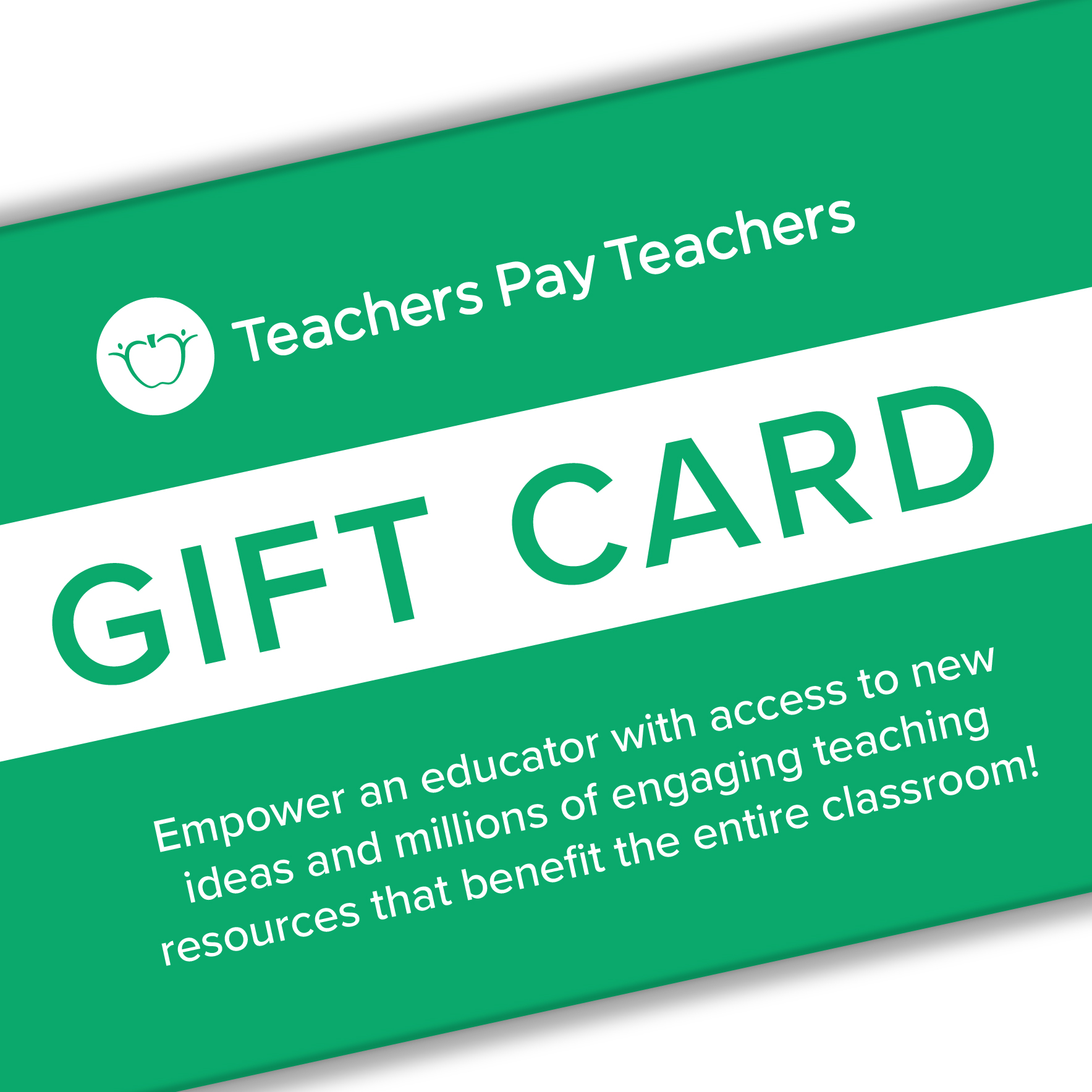TpT Gift Cards Make Perfect Presents!