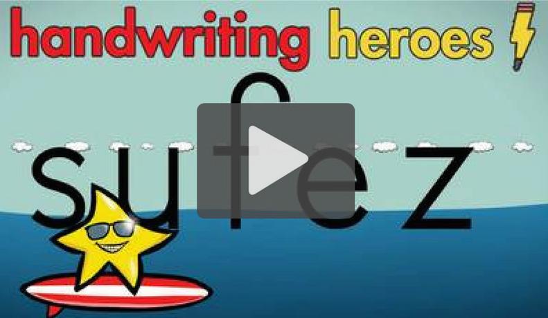 Explore S, U, F, E, & Z With the Surfers!