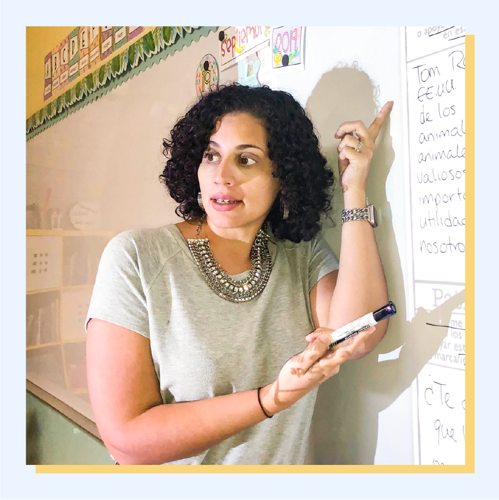 How This Middle School Teacher Unlocked More Funds for Her Classroom