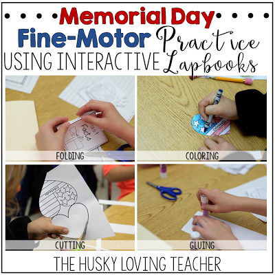 A Close Look at Interactive Lapbooks