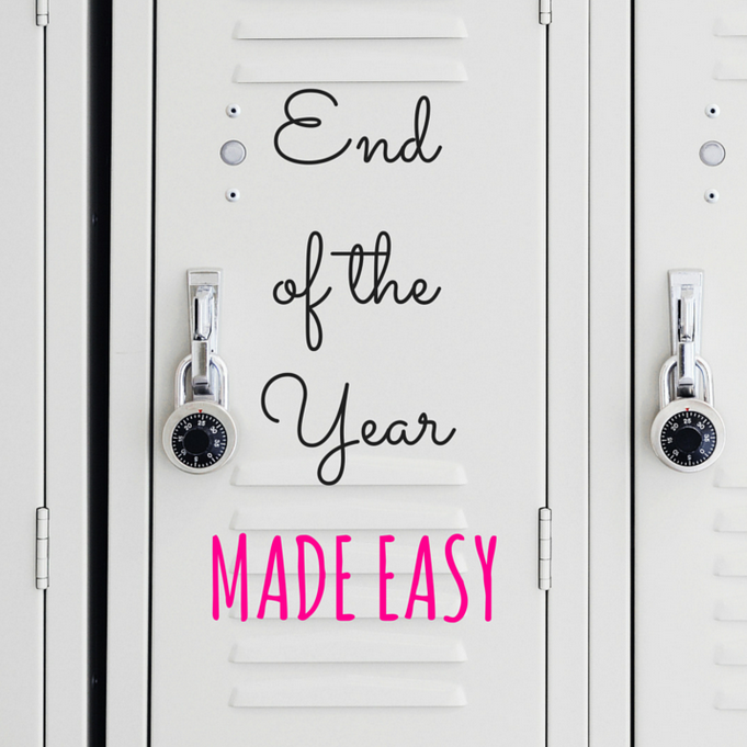 4 Tips for an Awesome End of the Year