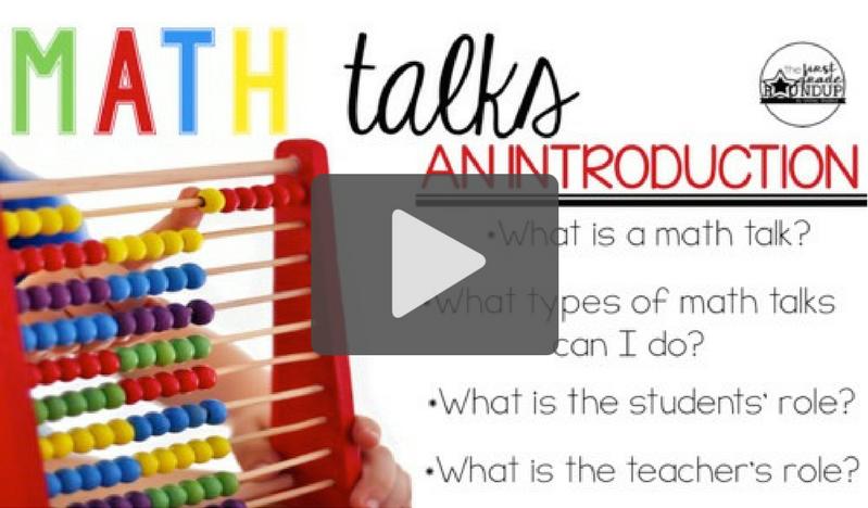 What is a Math Talk?