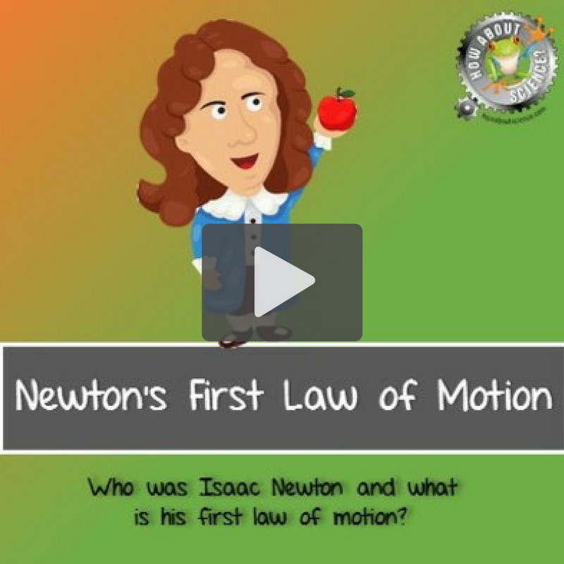 All About Newton's First Law of Motion