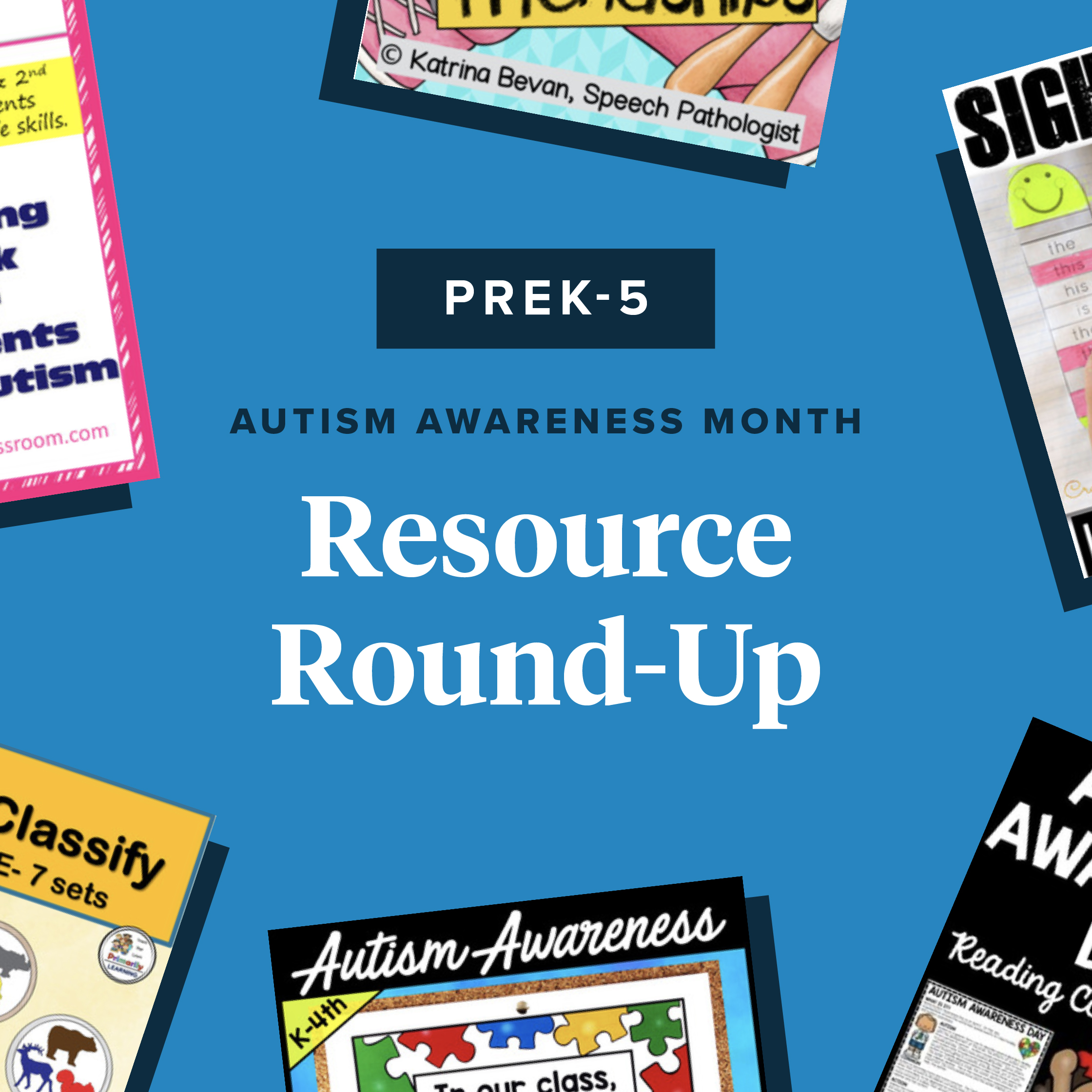 Resources to Support Students With Autism