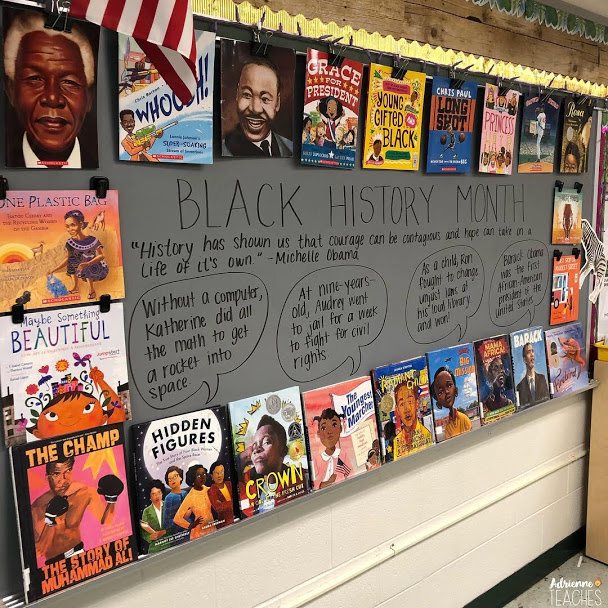 What Black History Month Looks Like in My Classroom