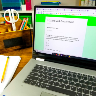 Getting Started with Google Forms in the Classroom