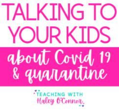 Talking With Kids About COVID-19
