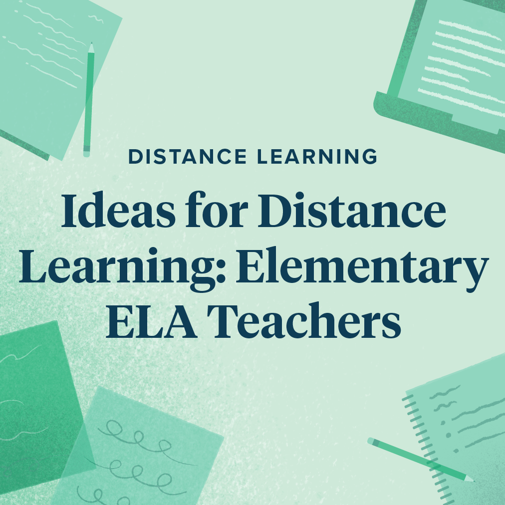 Remote Teaching Ideas for K-12 Special Education Teachers