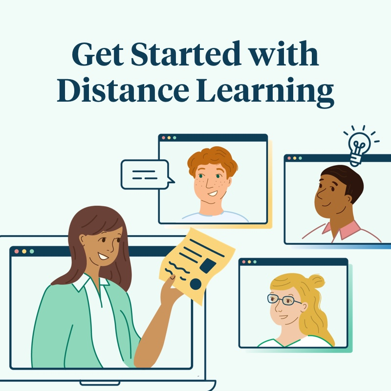 Announcing Our Distance Learning Hub