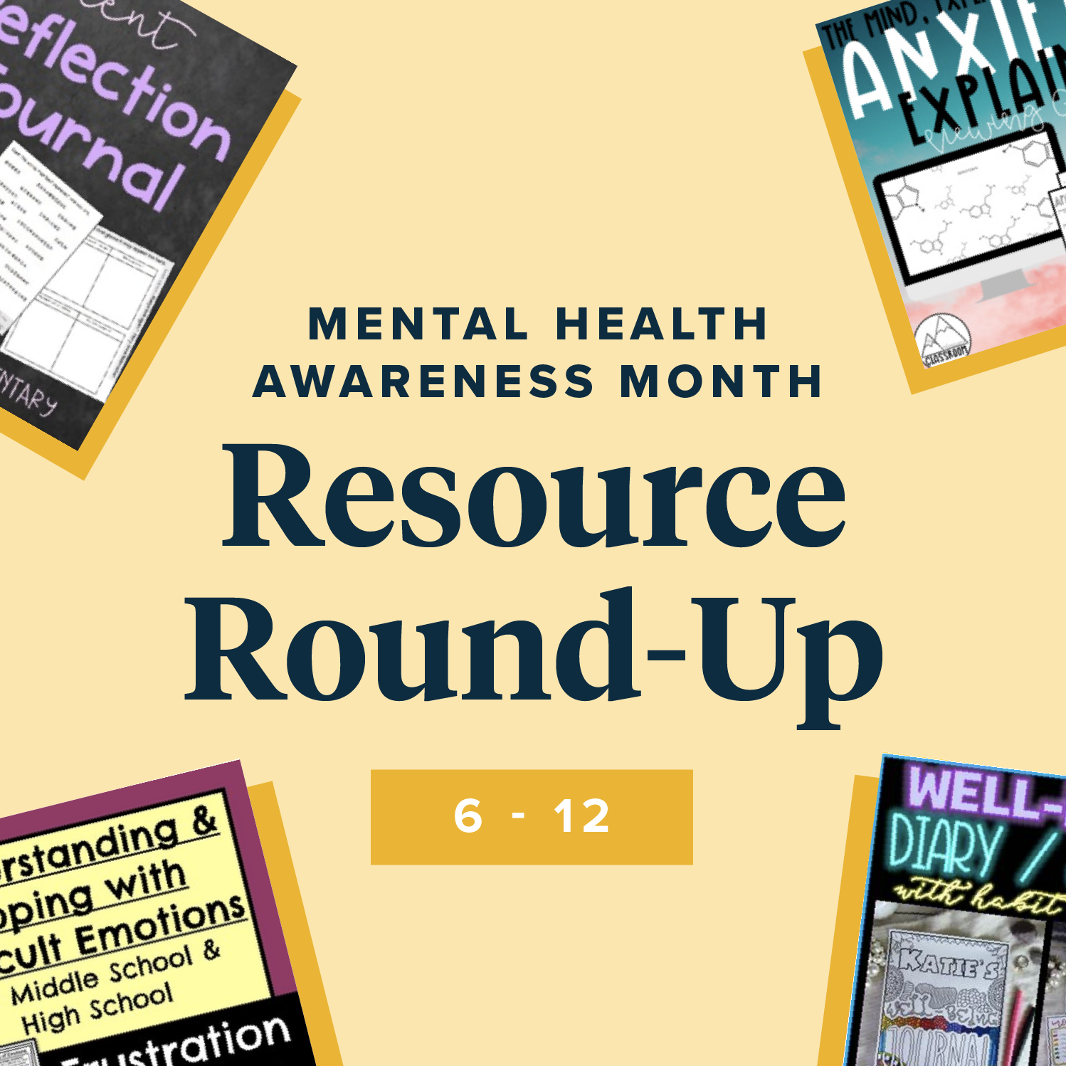 Distance Learning Resources to Support Students' Mental Health