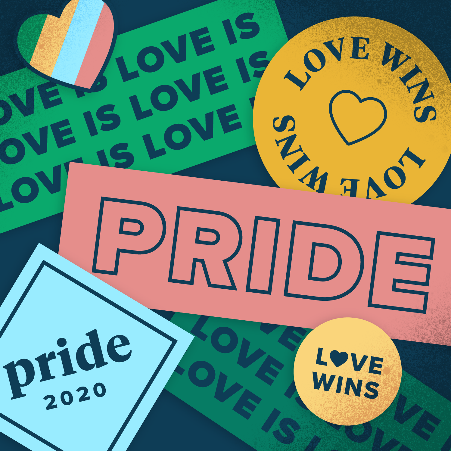 Resources for Pride Month 2020 and Beyond