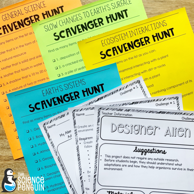 15 Free Elementary Science Activities for Educators and Families