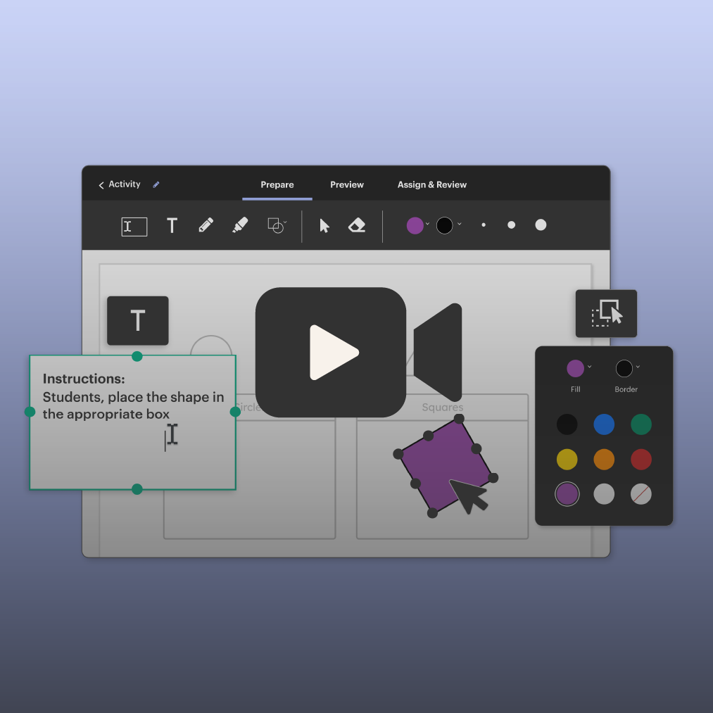 Video Tutorial: How to Create Interactive Activities for Online Lessons
