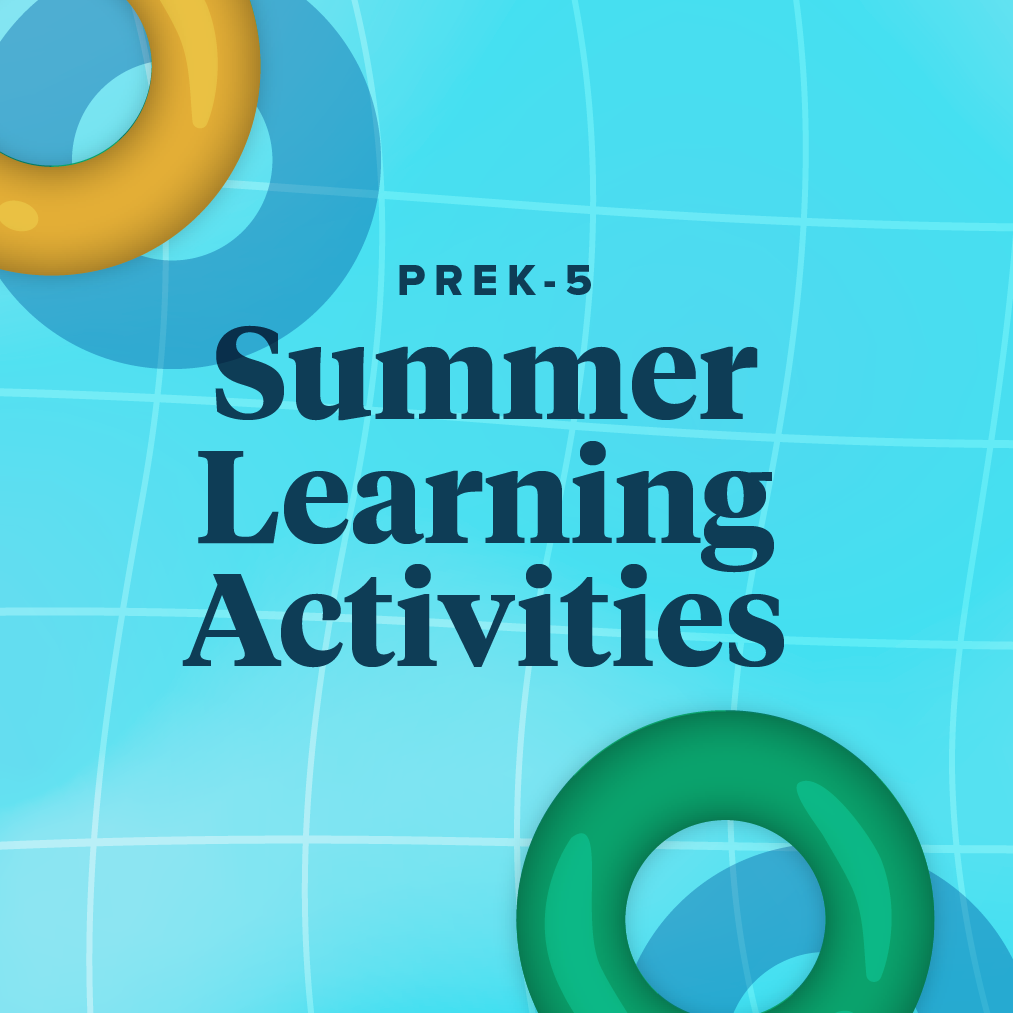 16 Summer Learning Activities