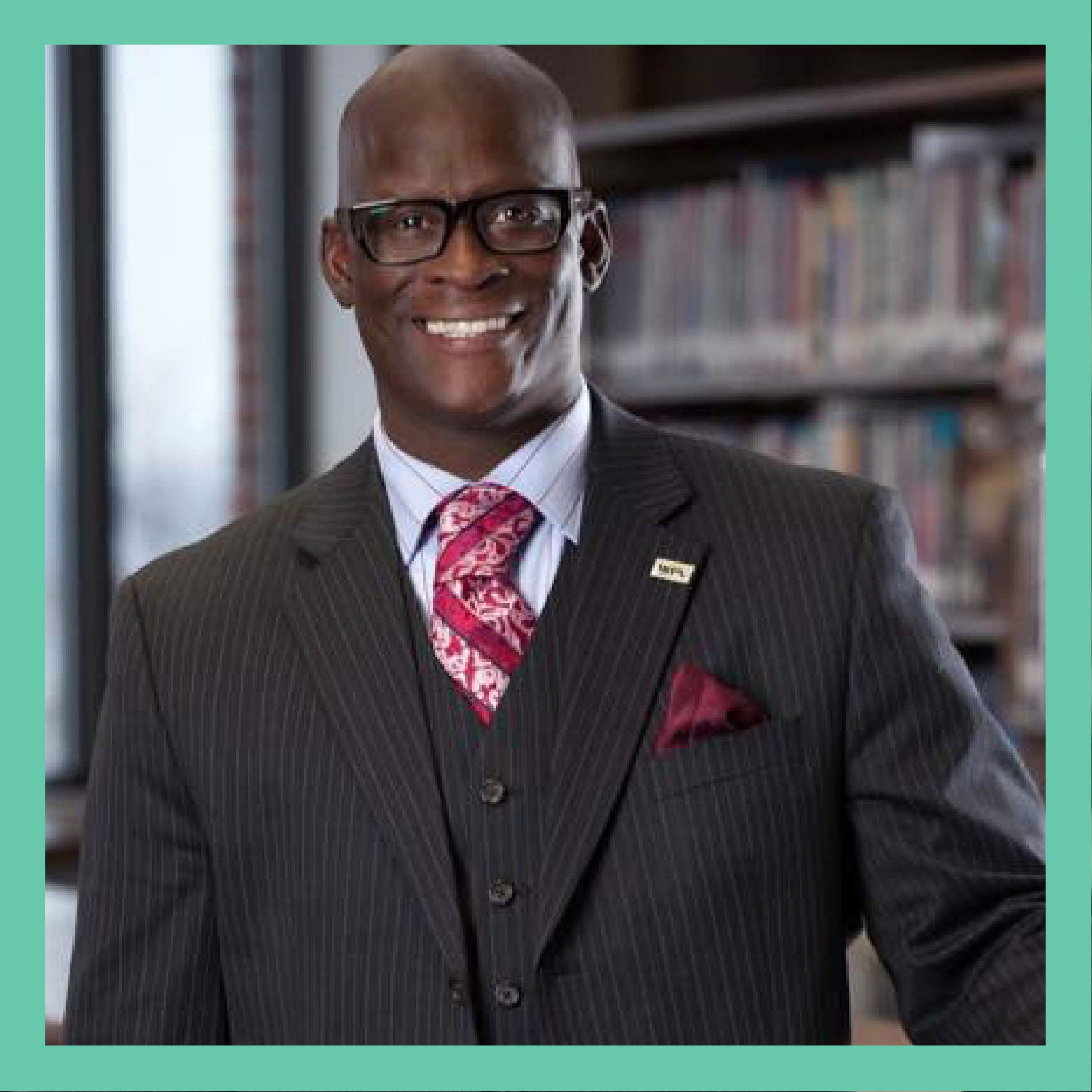 Webinar: Join Us for the Next Teach for Justice Webinar with Dr. Eddie Moore, Jr.
