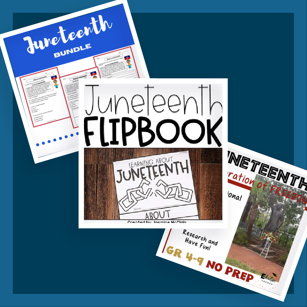 Teaching About Juneteenth: Resources for Students of All Ages