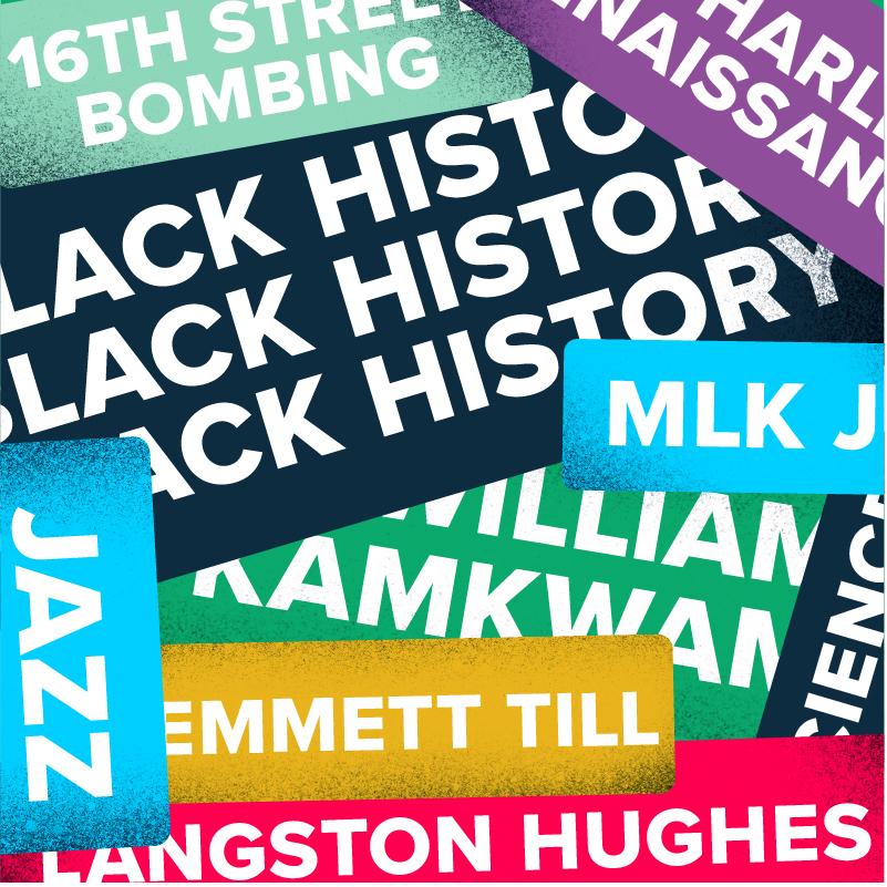 Resources for Black History Month 2020 and Beyond