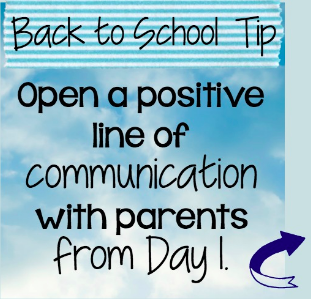Top Tips for Parent Communication