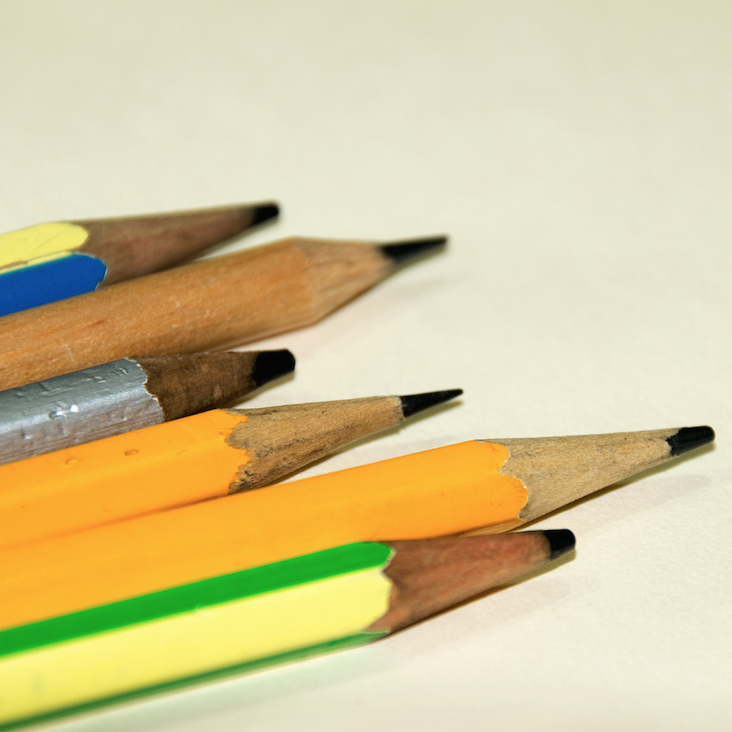 A Solution for Forgotten Pencils