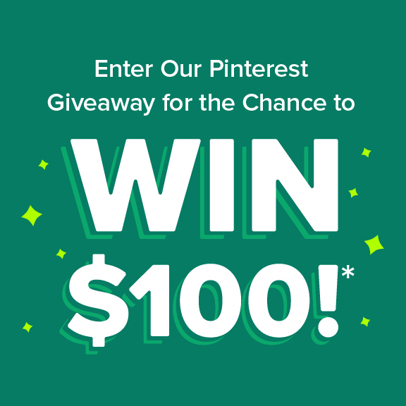 """Don't Miss Our """"Start Fresh with BTS"""" Pinterest Giveaway!"""