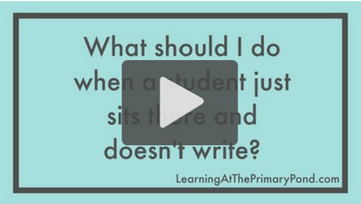 How to Reach Reluctant Writers