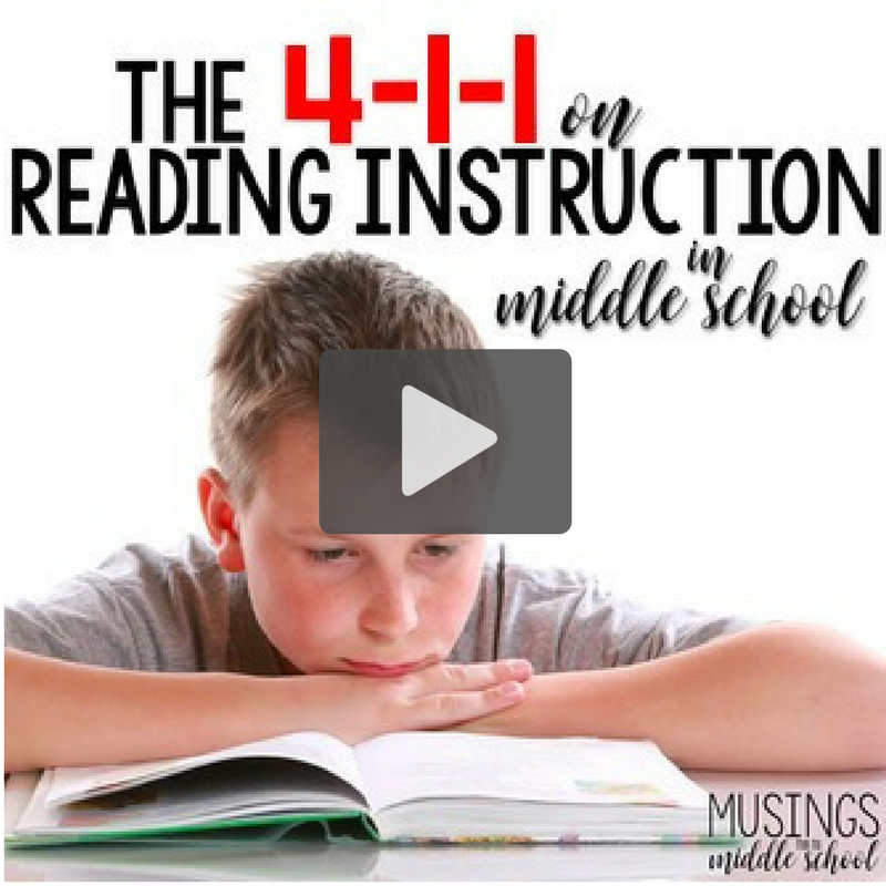 Get the 4-1-1 on Reading Instruction