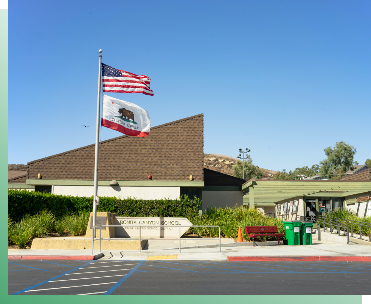 Photograph of Bonita Canyon School